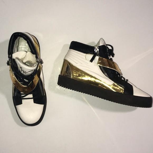 3dd63721c60e4 Giuseppe Zanotti Other - Giuseppe Zanotti Men's Sneakers Size 42
